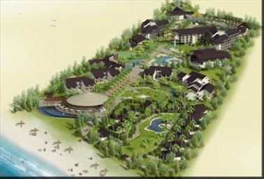 Phi Lao beach resort
